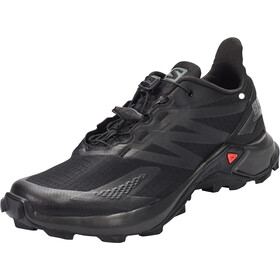 Salomon Supercross Blast Shoes Men black/black/black